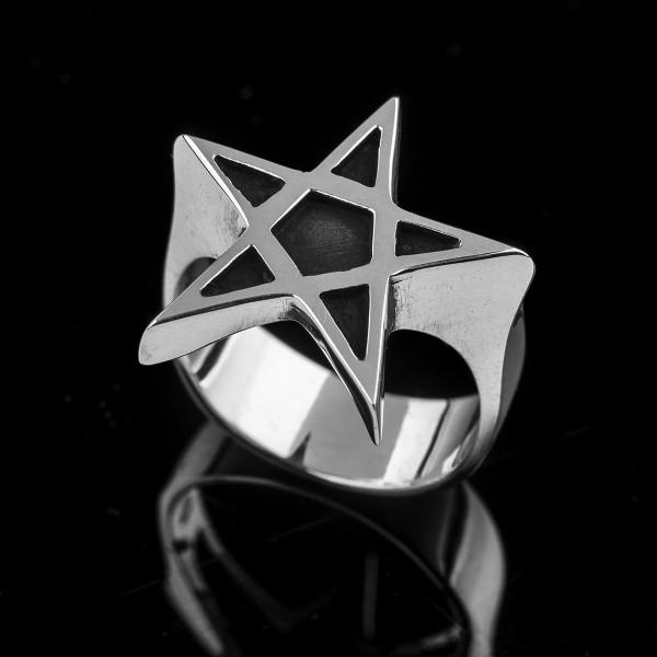 Silver Pentagram