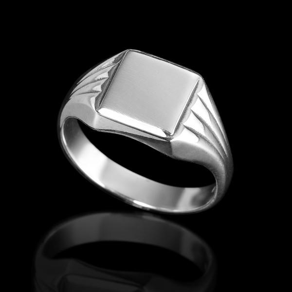 Frank- Silver Vintage Ring