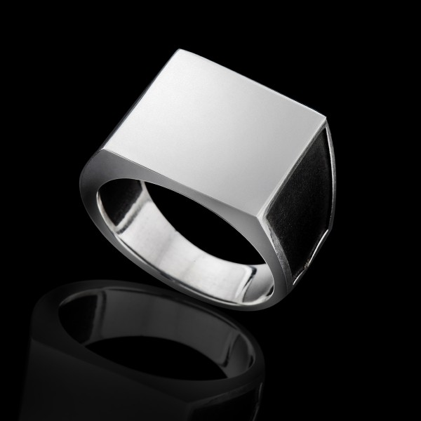 Silver Defend Ring